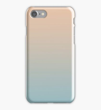 PASTEL CLOUD - Plain Color iPhone Case and Other Prints iPhone Case/Skin