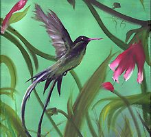 Hummingbird 2 by James Kruse