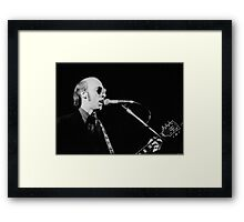 Cyril Jordan, Flamin' Groovies Framed Print