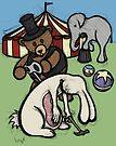 Teddy Bear And Bunny - Start The Madness Again by Brett Gilbert