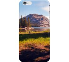 Tenaya Lake. Yosemite National Park, CA. iPhone Case/Skin