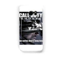 Ghosts Samsung Galaxy Case/Skin