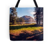Tenaya Lake. Yosemite National Park, CA. Tote Bag