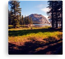 Tenaya Lake. Yosemite National Park, CA. Canvas Print