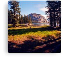 Tenaya Lake. Yosemite National Park, CA. Canvas Print