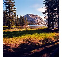 Tenaya Lake. Yosemite National Park, CA. Photographic Print
