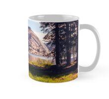 Tenaya Lake. Yosemite National Park, CA. Mug