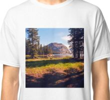 Tenaya Lake. Yosemite National Park, CA. Classic T-Shirt