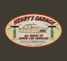 Henry's Garage (Original) by Zort70