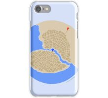 Broken Heart City iPhone Case/Skin