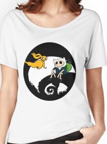 The nightmare before christmas time Women's Relaxed Fit T-Shirt