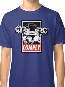 Obey ED-209 Classic T-Shirt