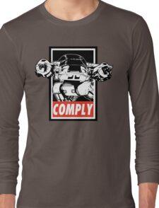Obey ED-209 Long Sleeve T-Shirt