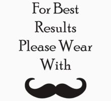 For Best Results - Fredrick Moustache by diddykong13