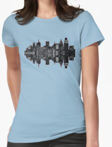 Detroit City Womens Fitted T-Shirt