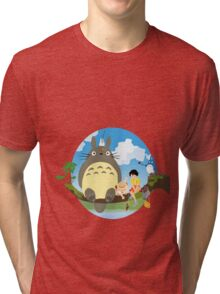 In the Tree Tri-blend T-Shirt