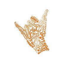 shaka hand sign iphone ipod case by © Karin  Taylor