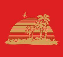 Sunset Beach by Cheesybee