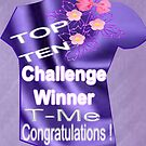 Top Ten Winner T-Me by aldona