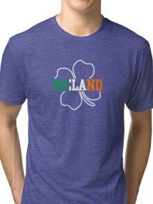 Ireland clover Tri-blend T-Shirt