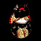 geisha girl iphone ipod case by © Karin Taylor