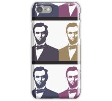 Uncle Abe iPhone Case/Skin