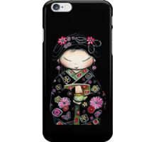 Little Multicolour Teapot iPhone Case/Skin