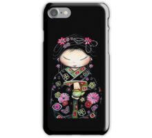 Little Green Teapot iPhone iPod case iPhone Case/Skin