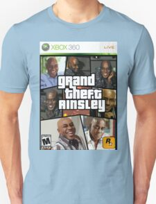 Grand Theft Ainsley T-Shirt