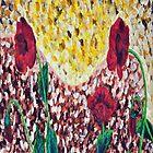 Poppies Beauty 4 by Luxoart