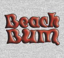 Beach bum  Kids Clothes