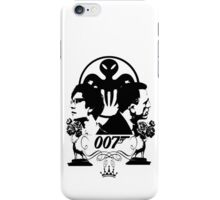 00Q iPhone Case/Skin