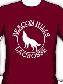 Teen Wolf - Beacon Hills Lacross Tee T-Shirt