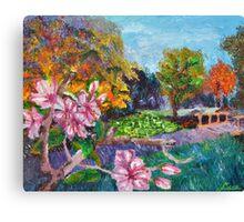 Nature Cures Canvas Print