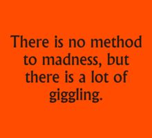 Giggling Madness by MethodComix
