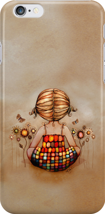 the dream maker iphone ipod case by © Karin Taylor