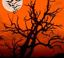 Bats, The Moon & Halloween by Kevin McLeod