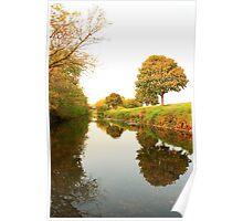 Mirror River Poster