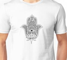 Henna Hand Designs Unisex T-Shirt