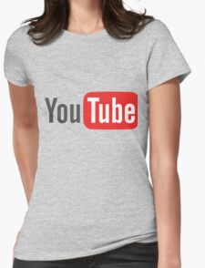 YouTube Womens T-Shirt