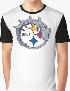 Pittsburgh Steelix T-Shirt Graphic T-Shirt