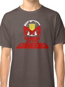 Dawn of the Dredd Classic T-Shirt