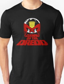 Dawn of the Dredd T-Shirt