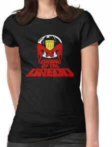Dawn of the Dredd Womens Fitted T-Shirt