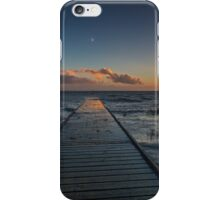 Lytham Jetty Sunset iPhone Case/Skin