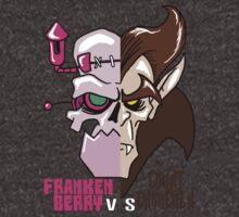 Frankenberry vs Chocula by monsterfink