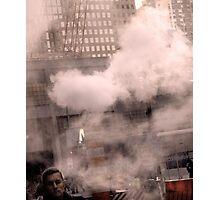 Secret Agent Man Photographic Print