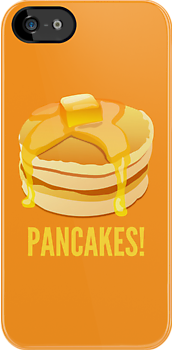 Pancakes! by Adam Grey
