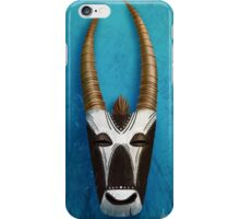 Spirit of the Gemsbok Oryx iPhone Case/Skin