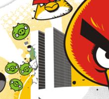 We need these birds - Brazil Sticker